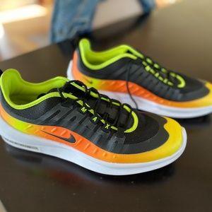 NIKE - Men's Max Air Neon Sneaker NWOT